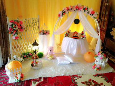 Best 25 naming ceremony invitation ideas on pinterest for Annaprasana decoration