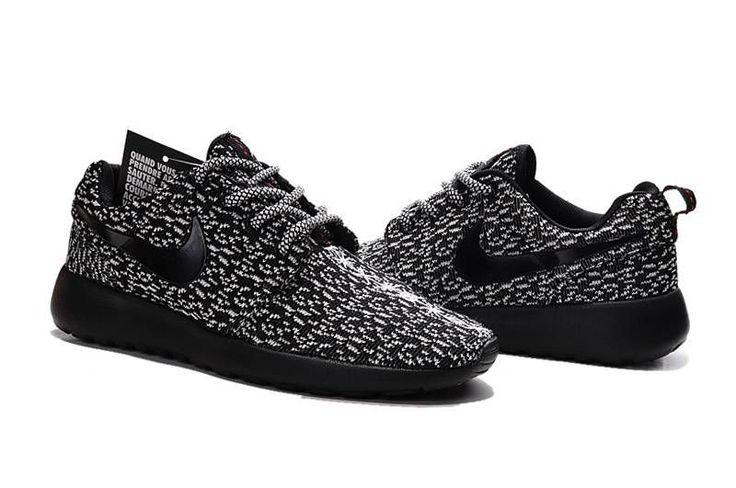 Nike Roshe Run Yeezy Snow Women Men Shoes