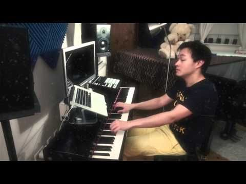 """Rudolph in Winter Wonderland"" - based on Popular Christmas Carols, transcribed for piano solo by Singaporean Classical Pianist & Composer, Shaun Choo. Recorded on the Kawai VPC1 midi keyboard controller with the Ravenscroft 275 sampled piano from VI Labs."