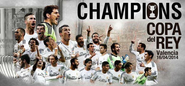 REAL MADRID CHAMPION