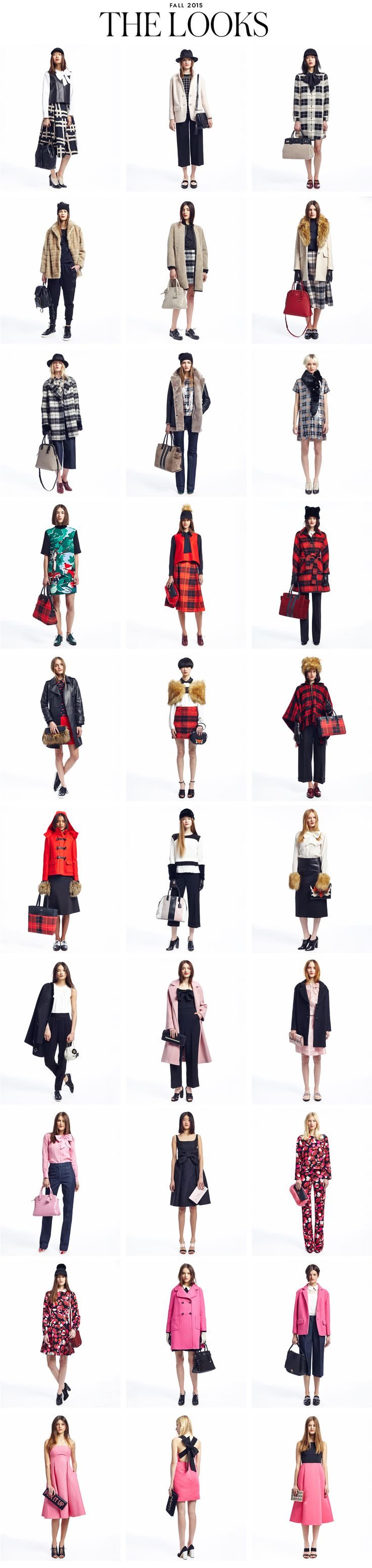 the Looks from New York Fashion Week 2015   Kate Spade New York