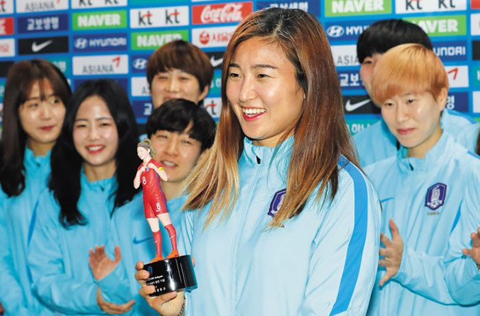 South Korean Women's Football Team Qualifies for AFC Asian Cup | Koogle TV