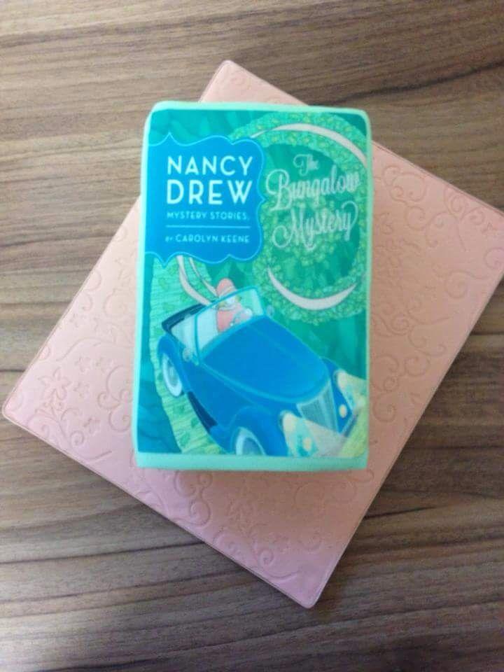 Nancy Drew Cake Ideas