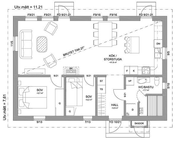 83 best Plan maison images on Pinterest Blueprints for homes