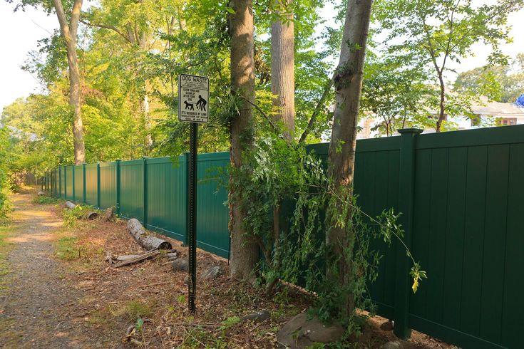14 Best Vinyl Fence Enclosures Images On Pinterest
