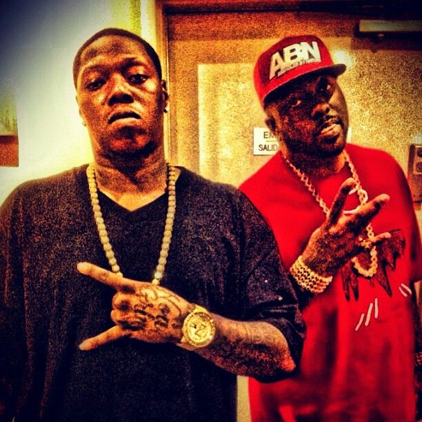 Trea and z-ro assholes by nature
