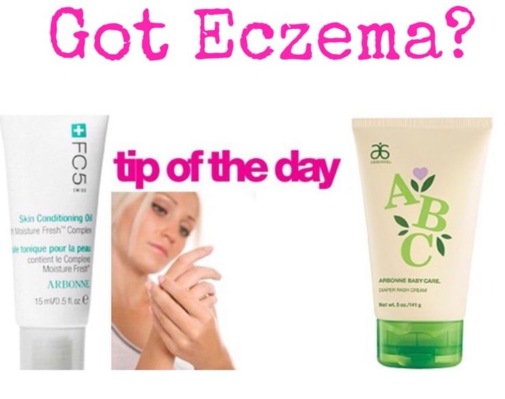 Great combination for Eczema sufferers. FC5 Skin Conditioning Oil and ABC Diaper Rash Cream