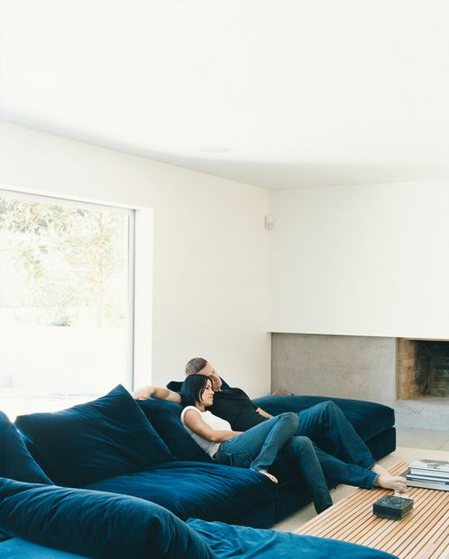 Kasper Wohndesign Big Sofa: Best 25+ Blue Couches Ideas On Pinterest