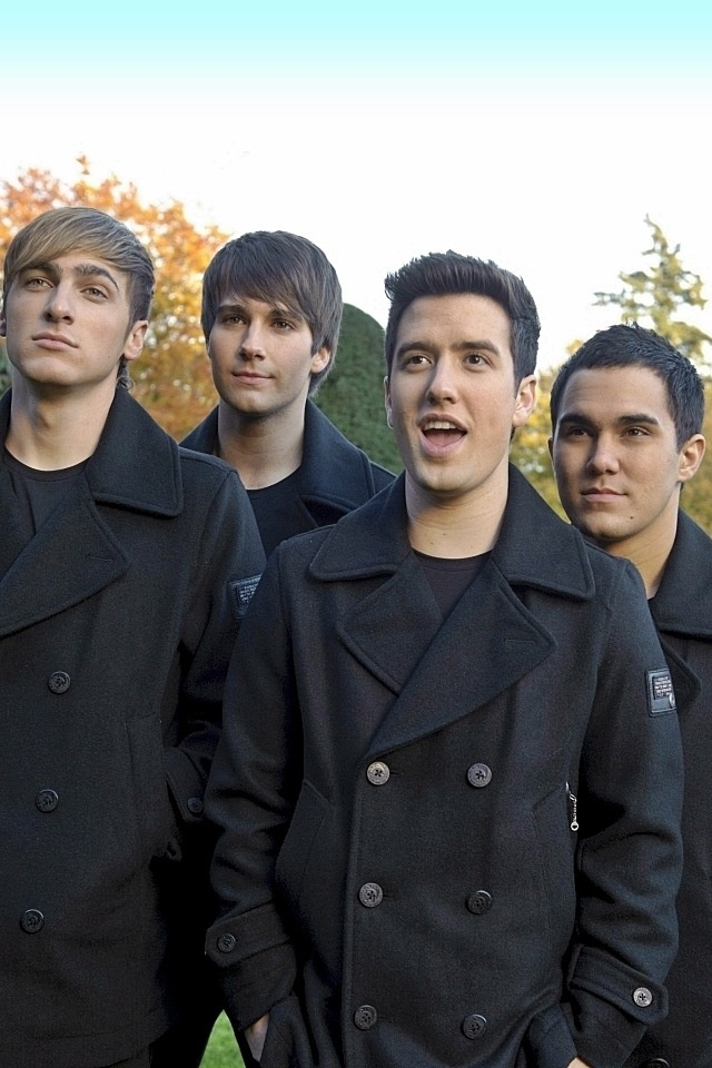 Big Time Rush in Big Time Movie.. they have there own Movie by the way ;)