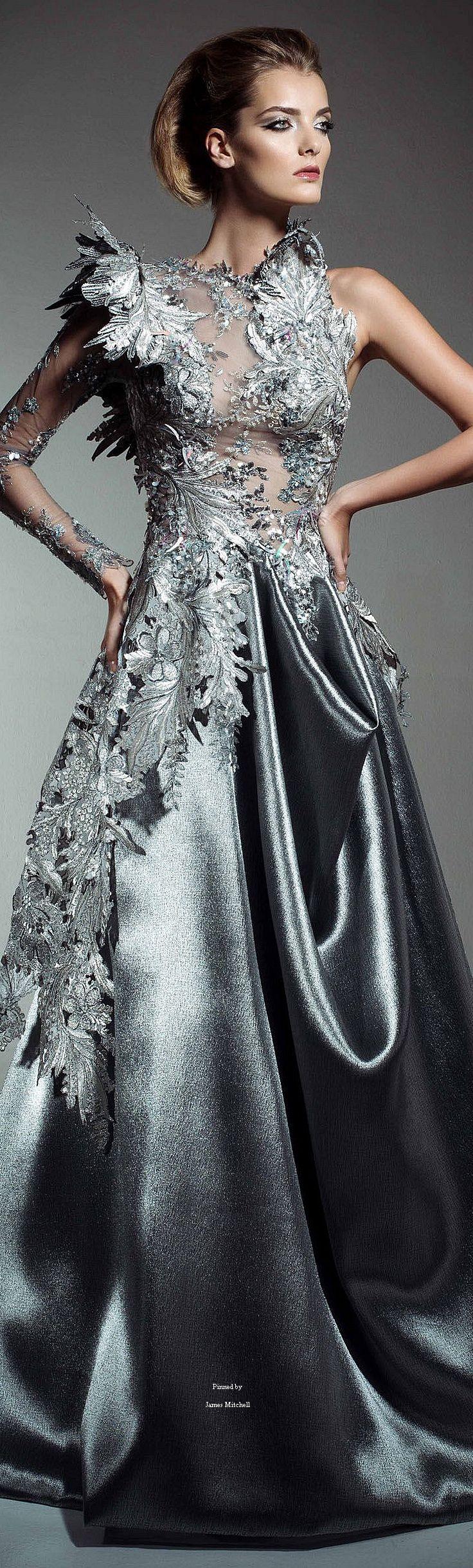 Blanka Matragi Couture Fall-winter 2015-2016