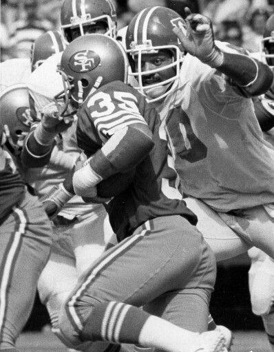 Denver Broncos DT Paul Smith 1968