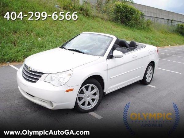 Used 2009 Chrysler Sebring for Sale in Decatur, GA – TrueCar