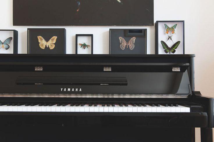 Chez Izïa Higelin | MilK decoration
