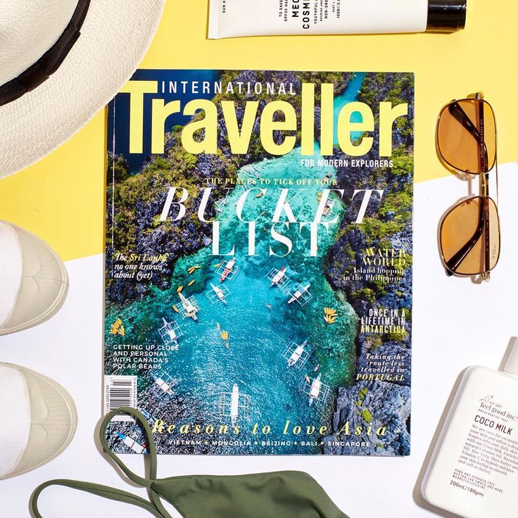 international traveller - Ready to refill and refresh your bucket list? Fortuitously, the brand new issue is ready for your perusal now…  Sri Lanka, Philippines, Portugal, Fiji or Antarctica pique your interest. No matter, there's plenty more @wearefeelgoodinc
