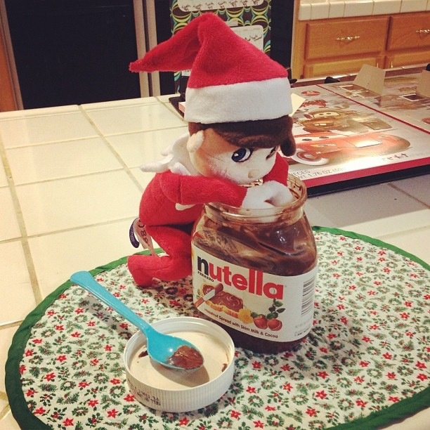 Elf On Shelf....2012