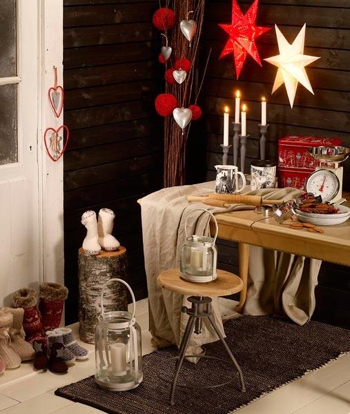 Styling of Christmas catalog for Jumbo shopping center, photo Esa Rajamäki