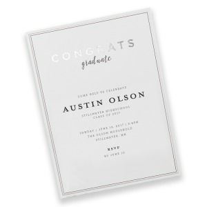 find jostens announcements cards products at the official jostens school store - Jostens Graduation Invitations