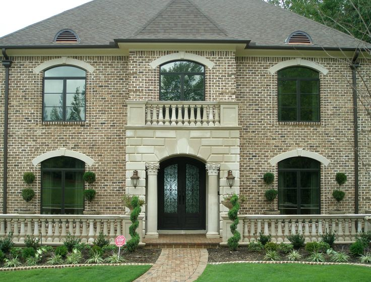 1000 Images About Mortar Trim Makes A Difference On