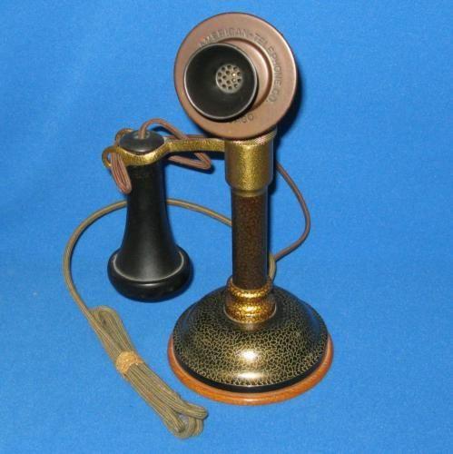 Ornate-Swedish-American-Candlestick-Telephone