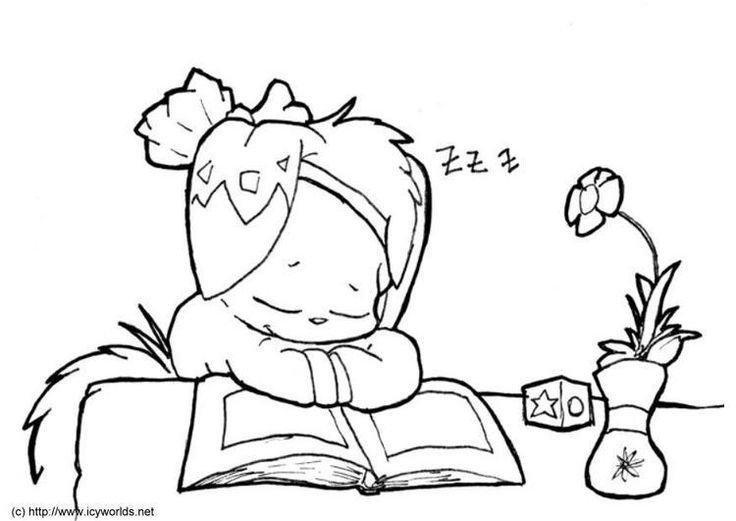 Niños estudiando en dibujos - Imagui