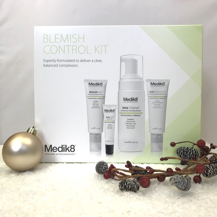 Help somebody cleanse, protect, treat and hydrate acne prone skin with this wonderful @medik8 Blemish Control Kit https://goo.gl/2rBZzp https://youtu.be/oOE_vL8kLgU