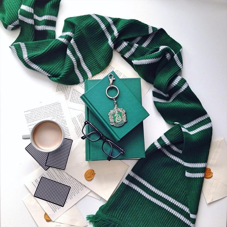i just wanna snuggle up in a slytherin blanket and read a good book