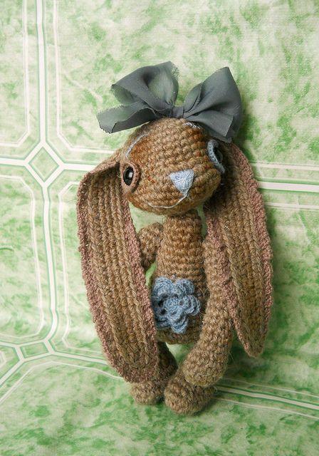 Hermoso conejo orejón!!