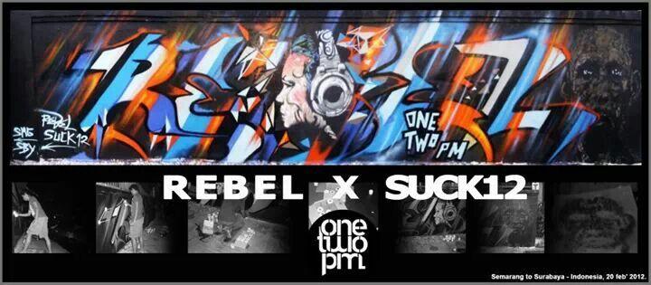 Graffiti stencil