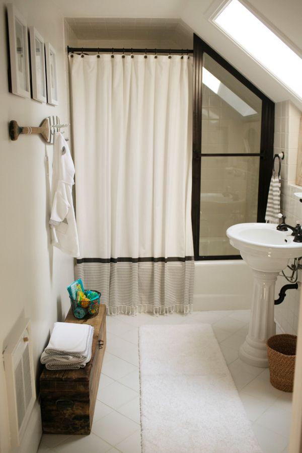 39 best attic renovation images on Pinterest At home, Basement - shabby bad