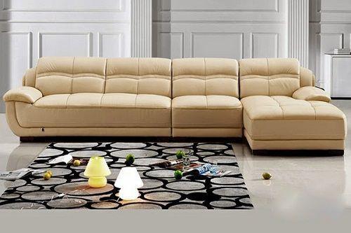 Vệ sinh sofa da làm từ chất liệu simili nhanh chóng