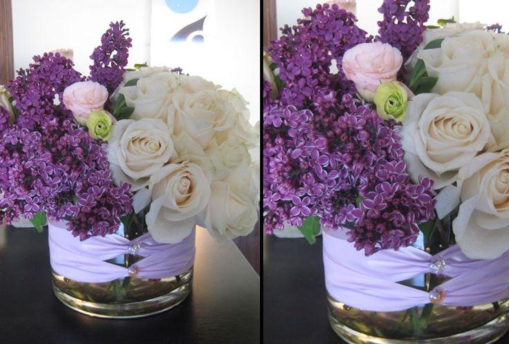 Simple | Creative | Custom Design: Fresh Flower Arrangement + Decorations for your events!