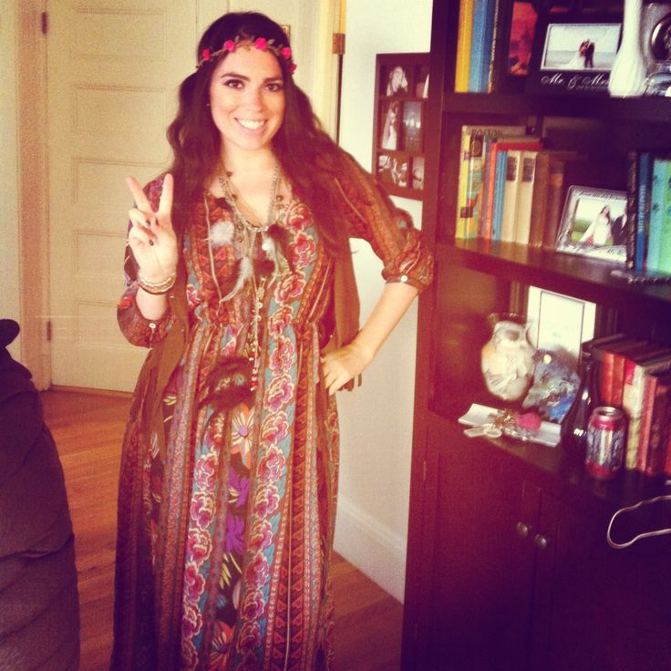 15 Best Images About Fancy Dress On Pinterest | Costume Makeup Tutorial Hippie Chick And Diy ...