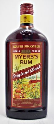 Myers Rum 40% (Origonal Planters Punch) 70cl