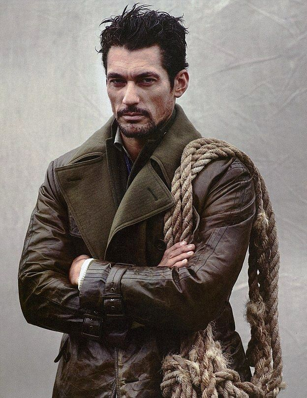20 Ideas About Rugged Men's Fashion