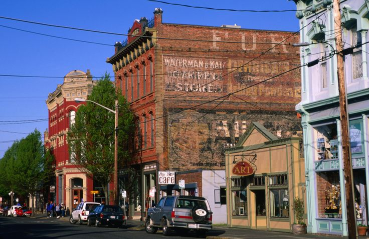 The 15 Most Beautiful Main Streets Across America Photos | Architectural Digest
