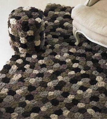 47 Best Rugs Crocheted Images On Pinterest Crochet Rugs