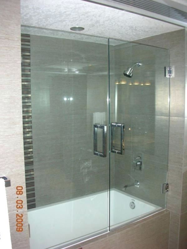 Shower Steam Shower Bath Enclosure Cabin Over Bath Shower Screens