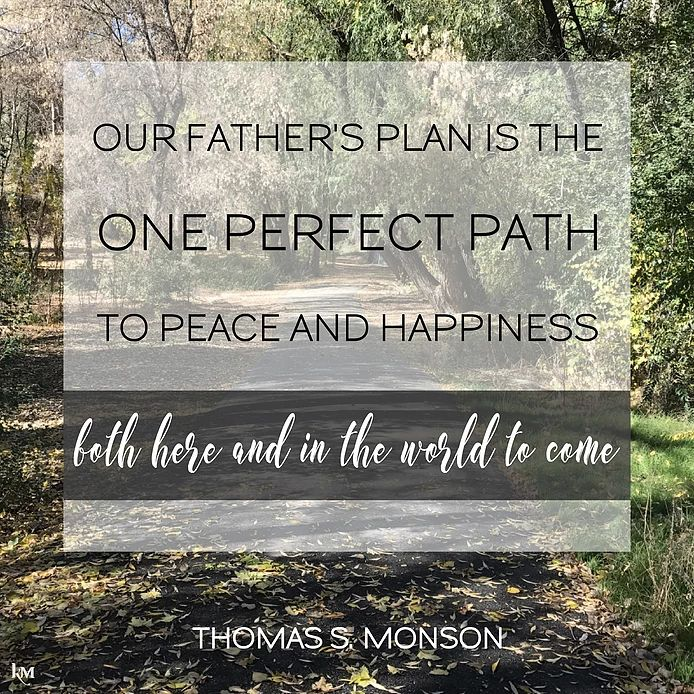 Thomas S. Monson   October 2016 LDS General Conference #lds #ldsconf #quotes