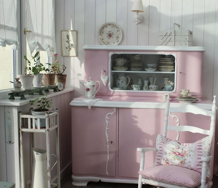 Shabby and charme nordic shabby style in germania a casa for Casa shabby