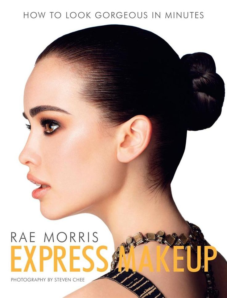 Today Kelly blogs about a book she purchased at the Adelaide Hair and Makeup Show called Express Makeup By Rae Morris. Australia's Leading Makeup Artist.