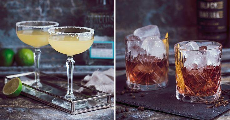 Klassiker som Margarita och Old Fashioned går alltid hem, men här är några nya cocktails att testa.