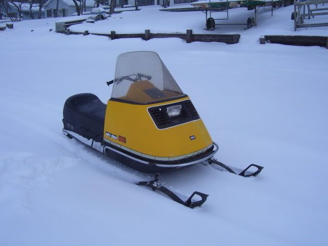 Image result for 1969 ski-doo 16cc elan