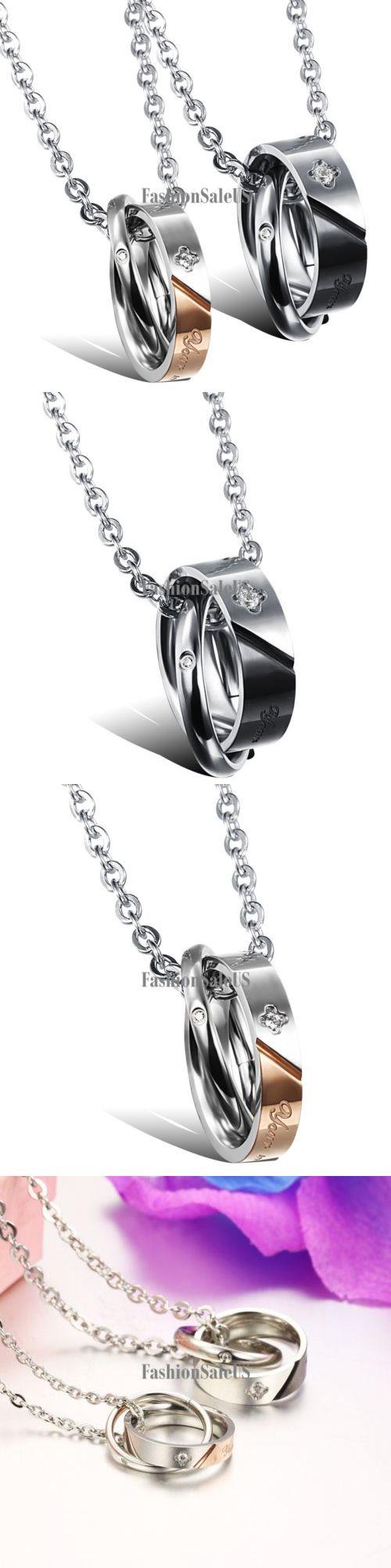 Best 25+ Couple necklaces ideas on Pinterest   Initial necklaces ...