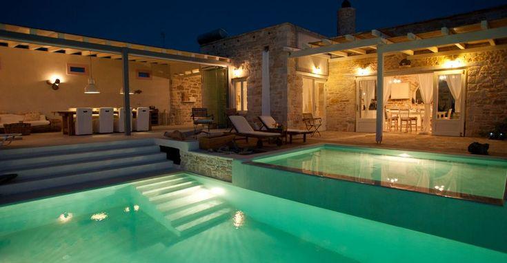 Genießen Sie in der Villa Thea an der Südküste Kretas auf 350 qm Wohnfläche Luxus pur!