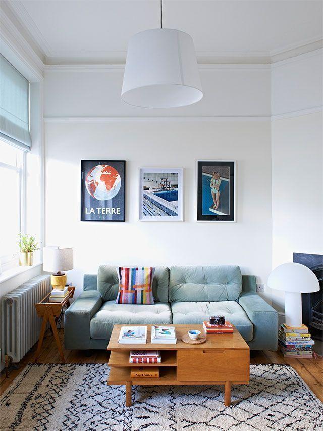 Alice levine's living room