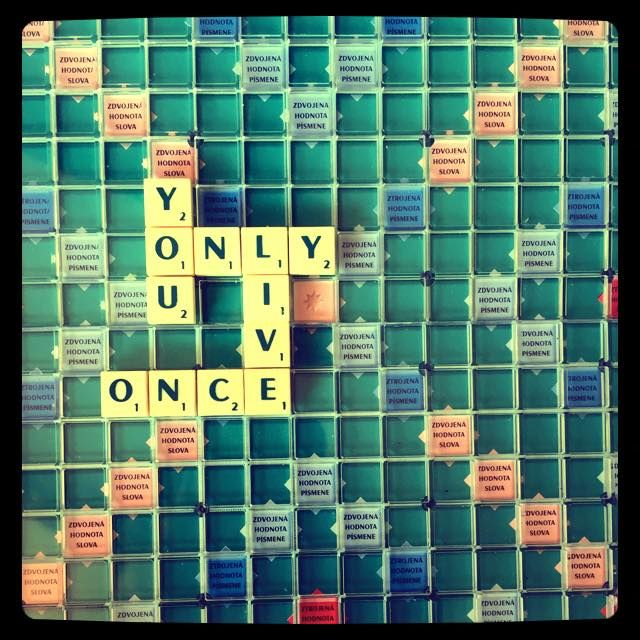 You Only Live Once... #siluetyogawear #madewithloveforyou