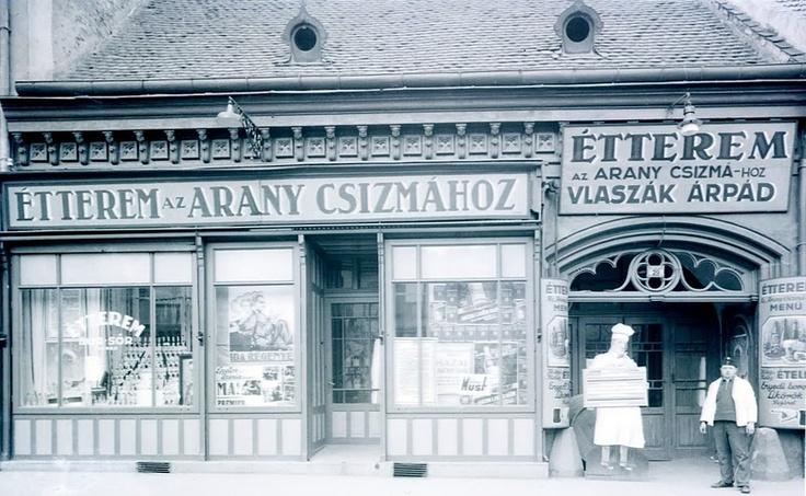 Aranycsizmahoz (Cluj/Kolozsvar)