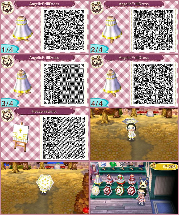 13++ Animal crossing new leaf qr codes images