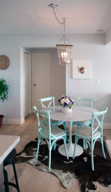 Small Cute Dining Area Property Brothers
