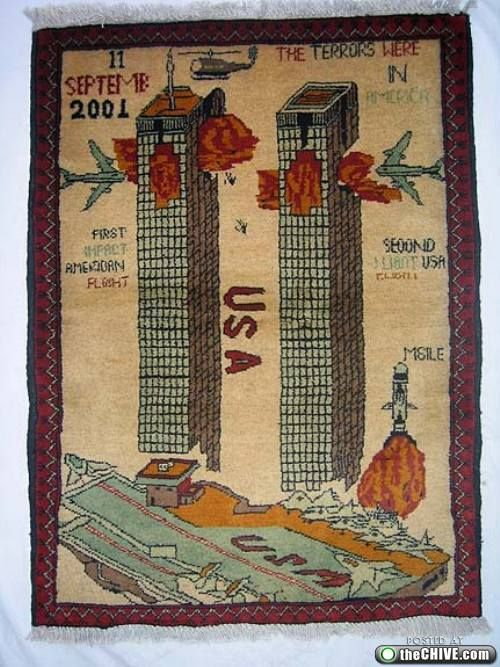 High Quality Afghan War Rugs: The Verdict, Kinda. (10 Photos)